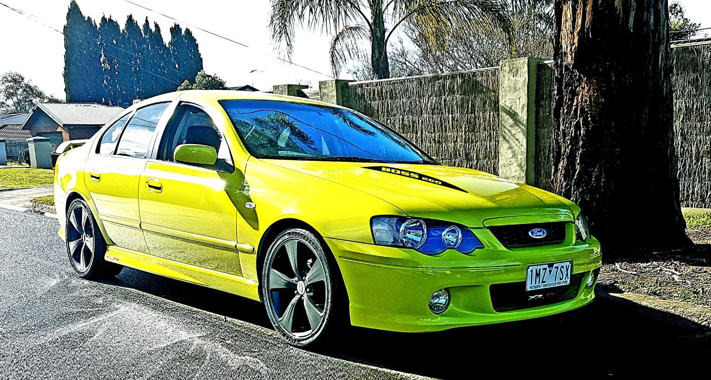 2004 Ford FALCON XR8