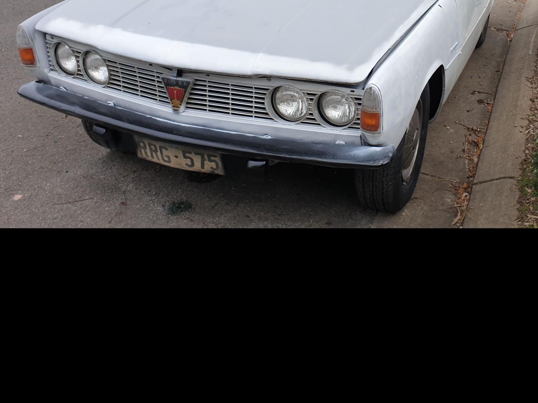 1965 Rover 2000