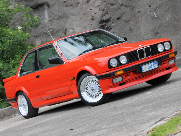 1984 bmw 323i e30 darrenbennett shannons club. Black Bedroom Furniture Sets. Home Design Ideas