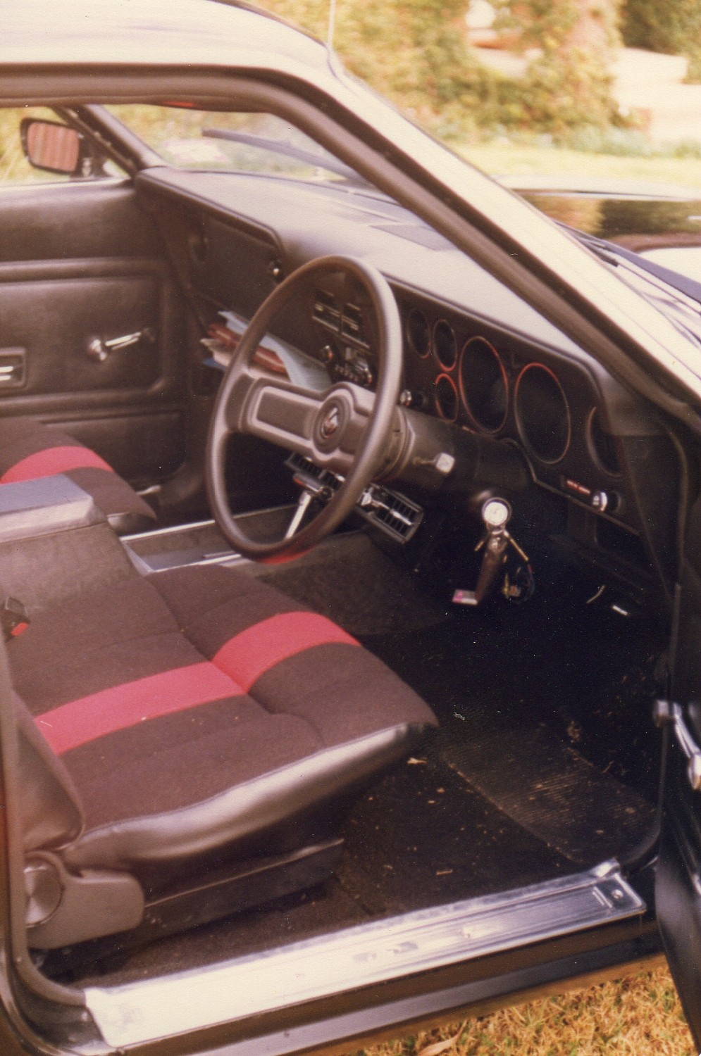 1978 Ford Falcon Gs Rally Pack Quot Redback Quot By Peter Warren