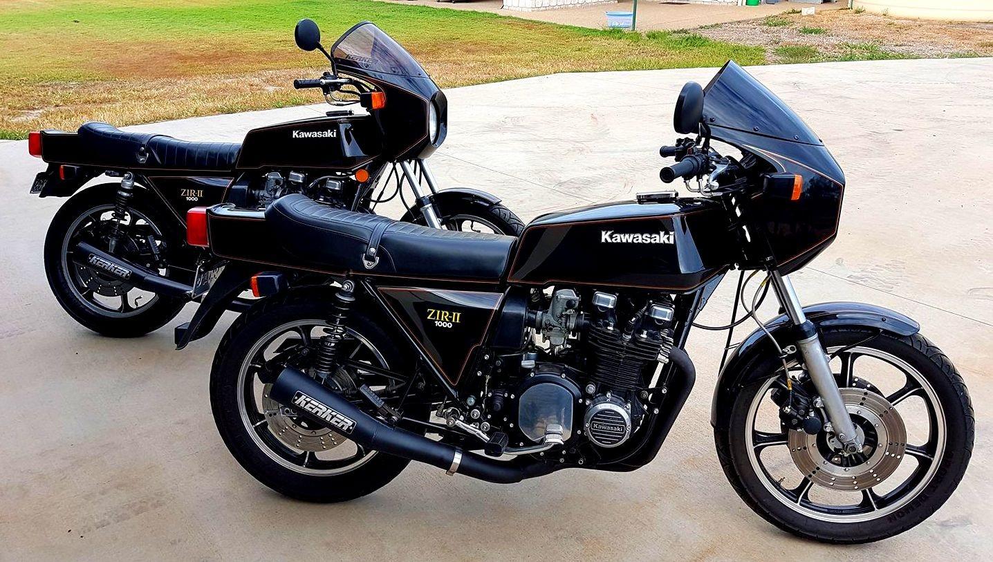 1980 Kawasaki Z1R MkII 1000 - Show & Shine - Shannons Club