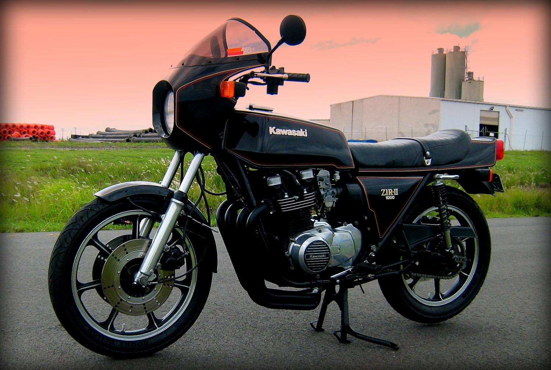 1980 Kawasaki Z1R MkII 1000 - dma71284 - Shannons Club