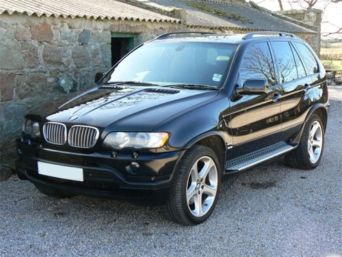 2002 bmw X5 4.6 IS - JamesWalshe - Shannons Club