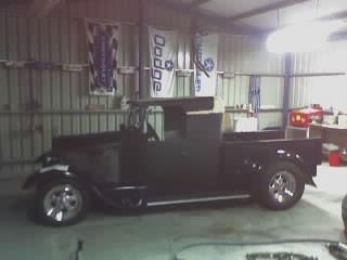 1923 Dodge dodge