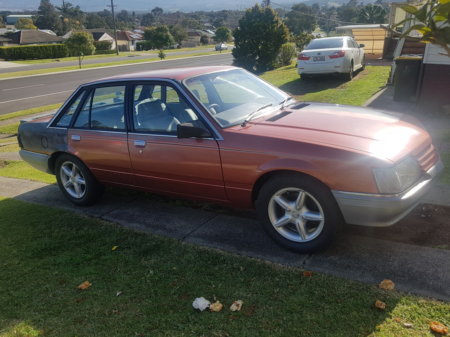 1984 Holden BERLINA