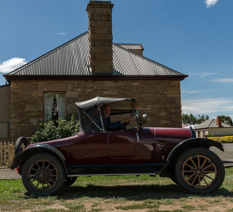 1918 Overland 96B