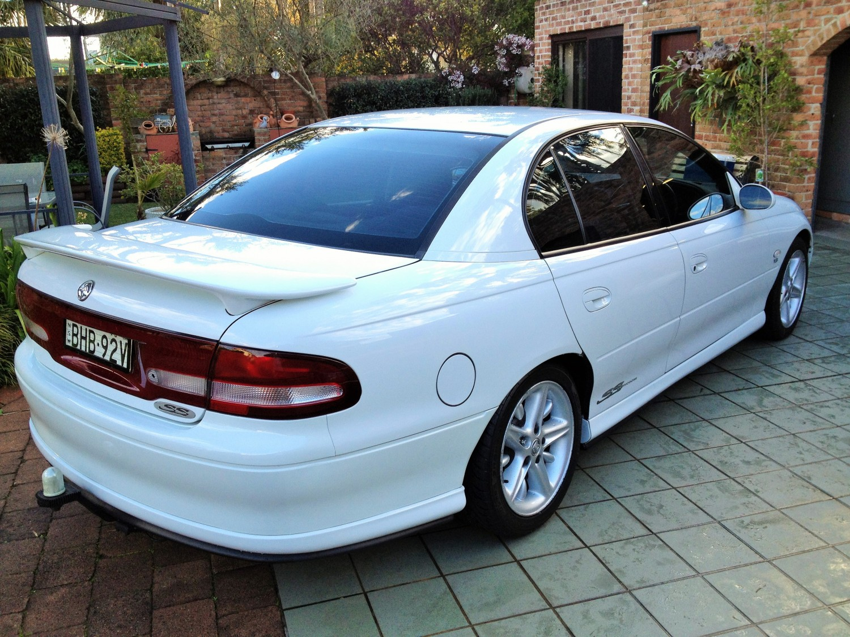 1998 Holden VT SS