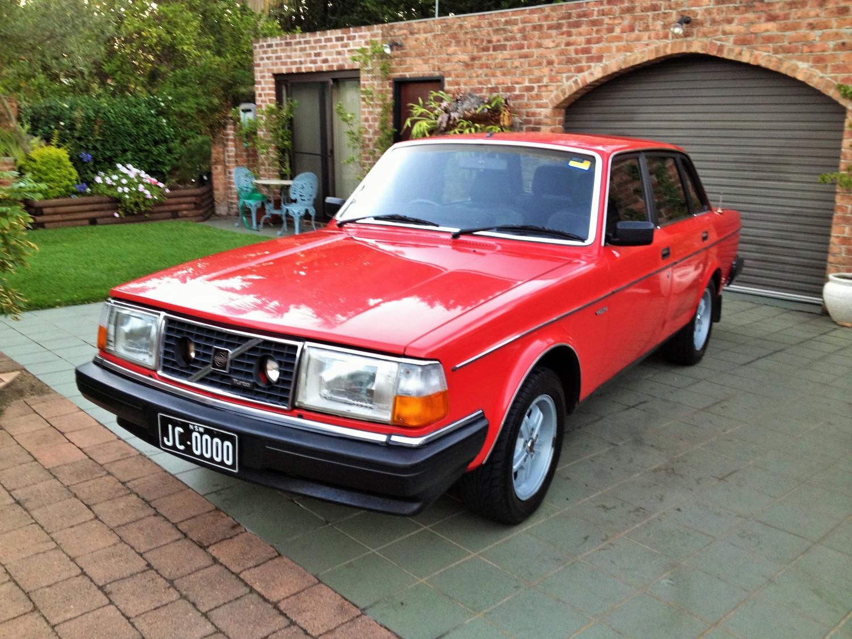 1981 Volvo 244 GL