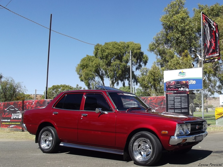 1976 Toyota Corona RT104