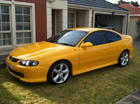 2002 Holden MONARO CV8 - sergei - Shannons Club