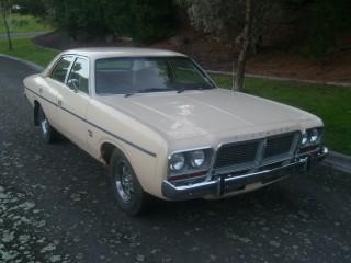 1981 Chrysler valiant