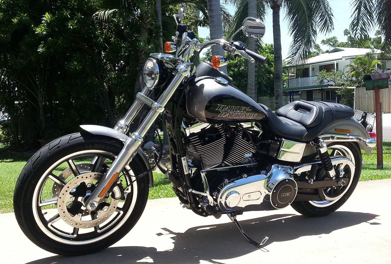 2017 Harley-Davidson 1,690 cc FXDL DYNA LOW RIDER ...