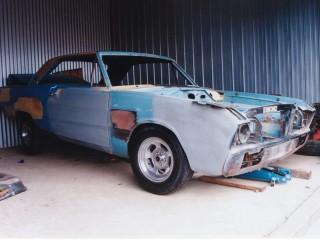 1970 Chrysler Valiant Pacer