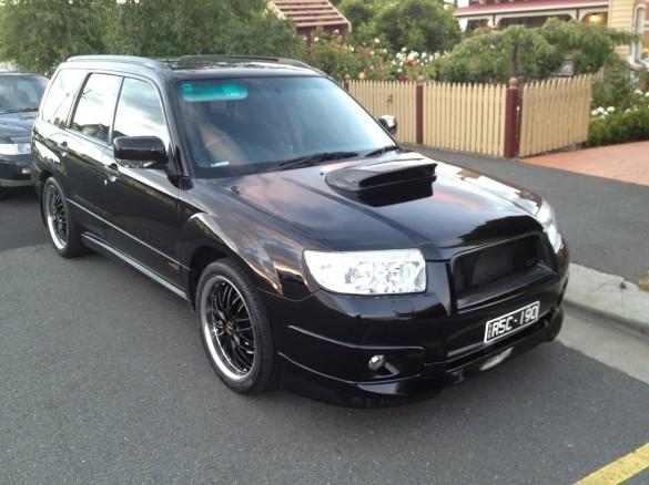 2007 Subaru Forester XTi