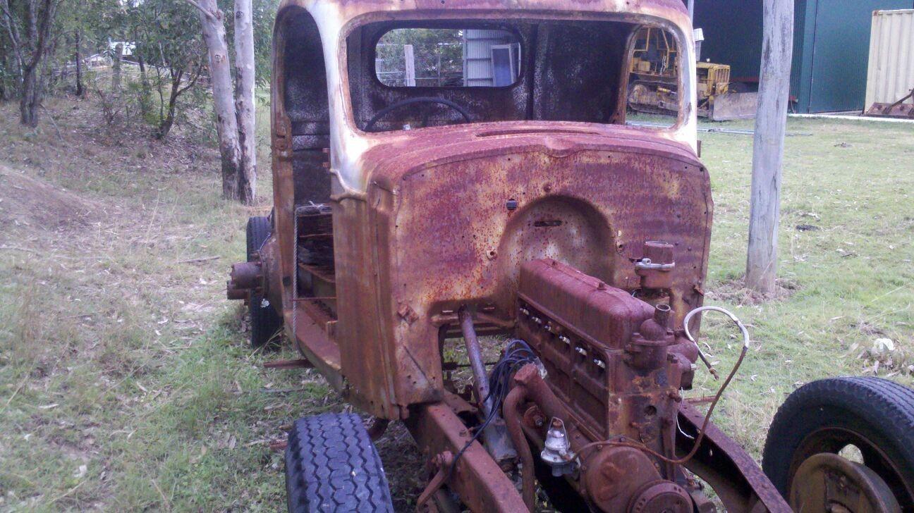 1937 Chevrolet 1tonne