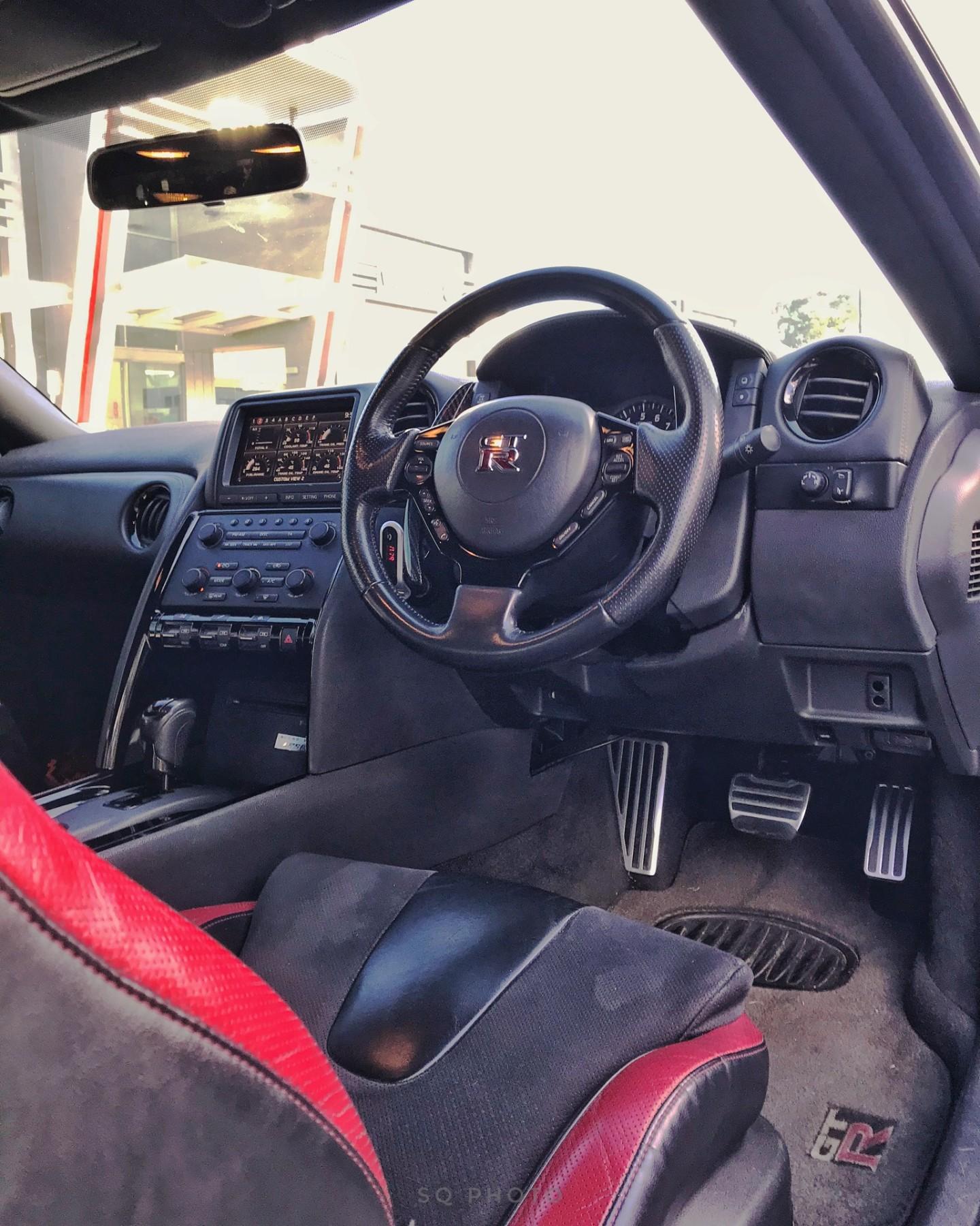 2009 Nissan R35 GT-R