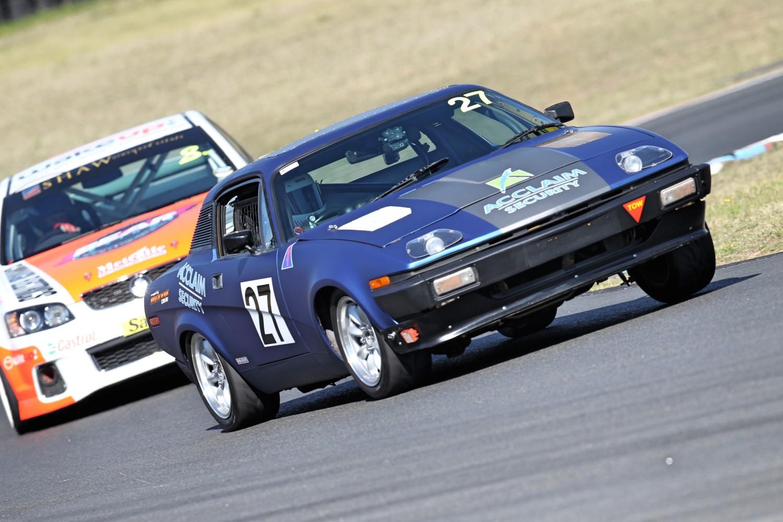1979 Triumph TR7 V8 - TR7V8Racer - Shannons Club