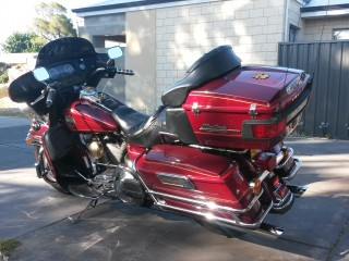 1993 Harley-Davidson FLHTCU Electra Glide Ultra Classic
