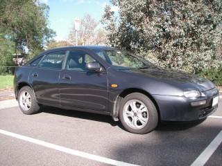 1998 Mazda 323 BA Series 3 Astina