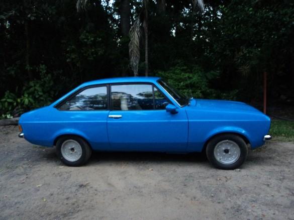Ford escort gt club