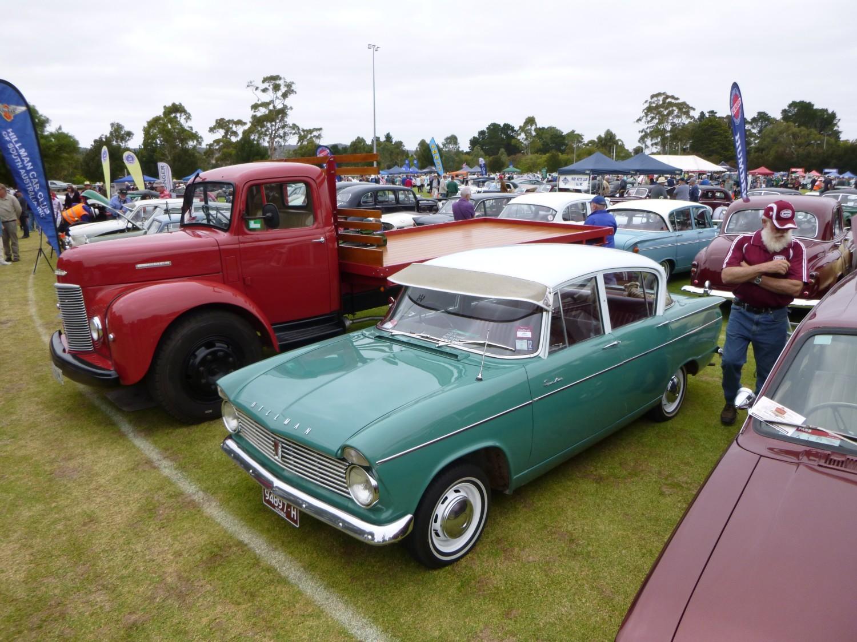 1962 Hillman Super Minx