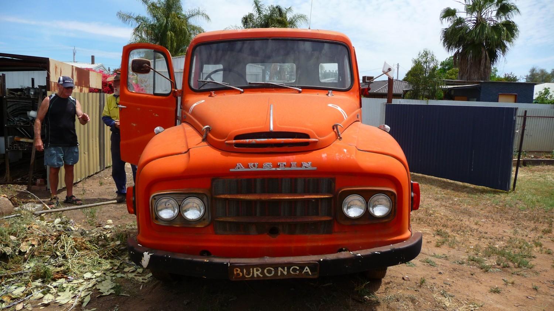 1968 Austin 3 38 N