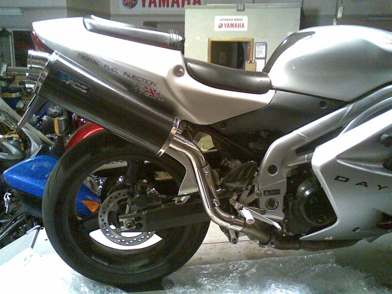 2002 Triumph Daytona 955i