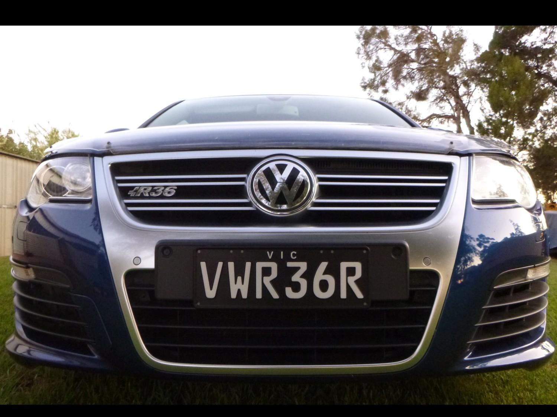 2010 Volkswagen PASSAT R36