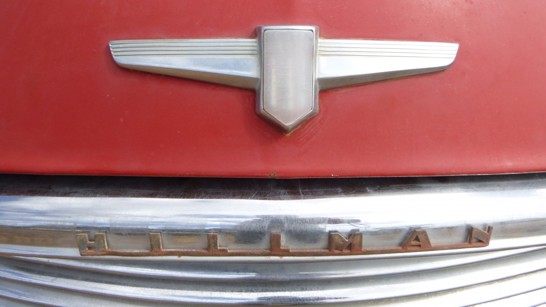 1954 Hillman Minx