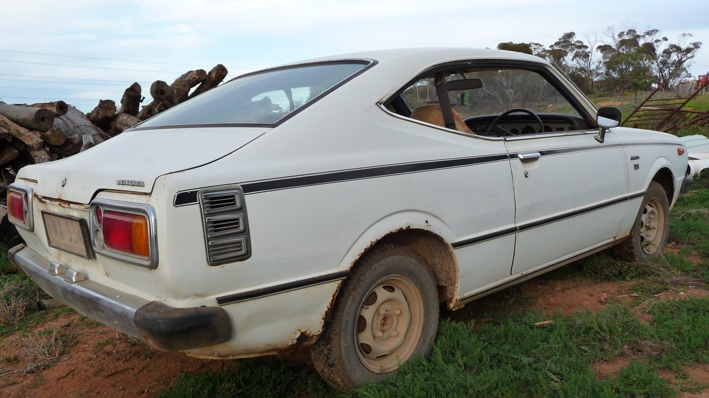 1978 Toyota Corolla KE55
