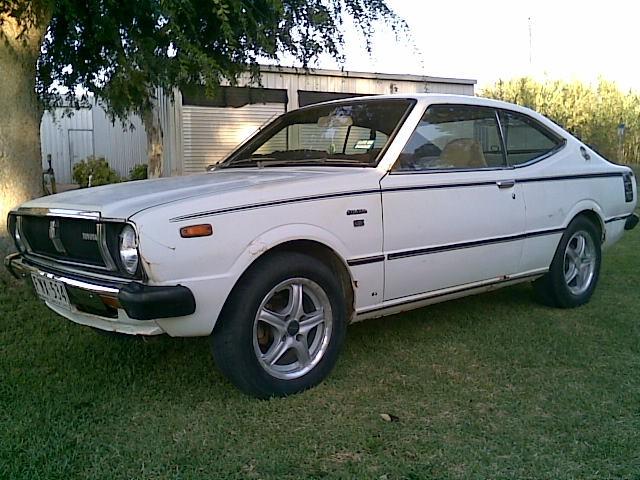1978 Toyota Corolla Ke55 - Rusty54