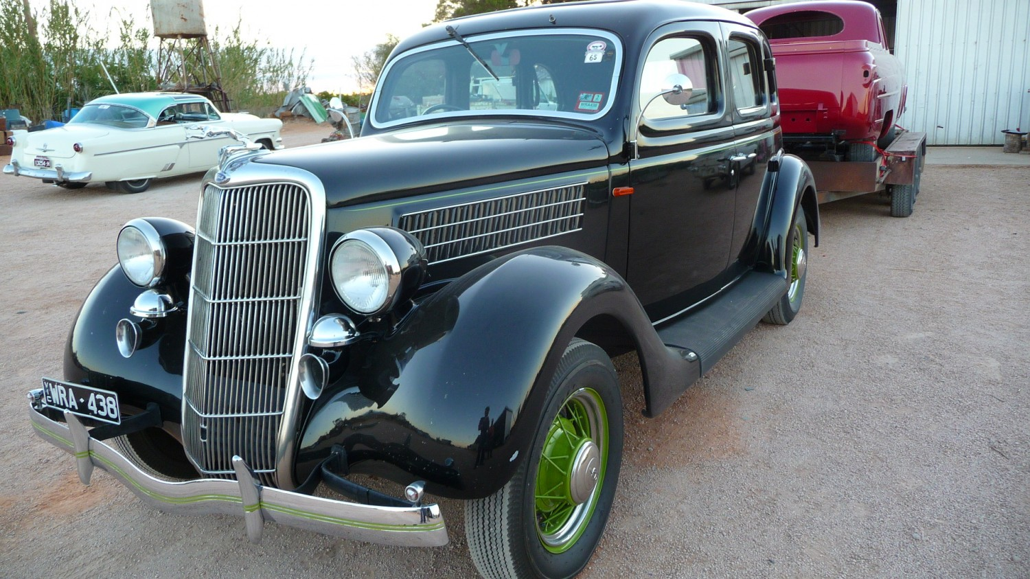1935 Ford Fordor Standard Touring