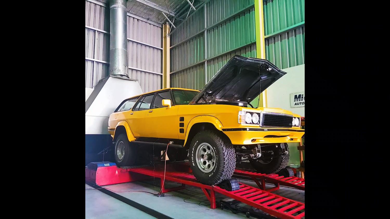 1978 Holden Overlander HZ