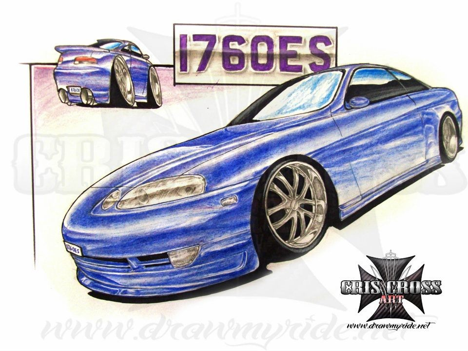 1991 Toyota SOARER GT TURBO