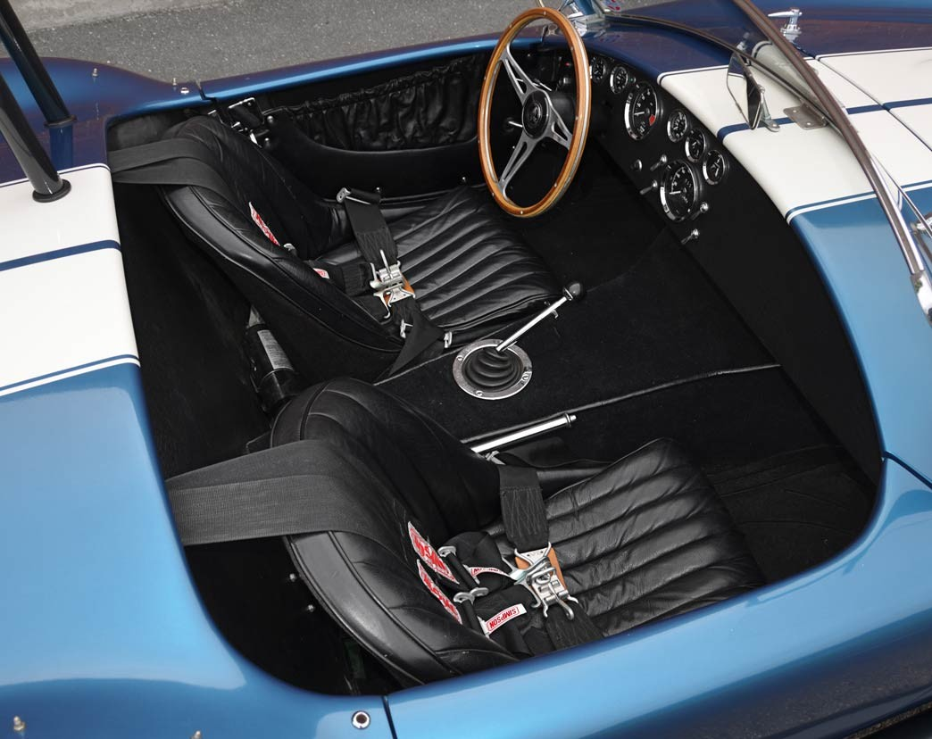 1966 AC Cobra 427s/c Contemporary Classic LHD