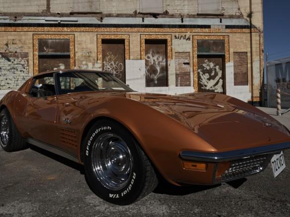 1972 Chevrolet Corvette Stingray 1972vette Shannons Club