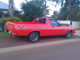 1976 Holden SANDMAN