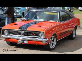 1969 Holden HT Monaro 350