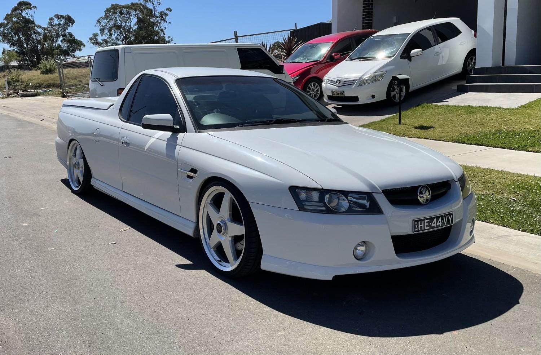 2004 Holden VZ SS