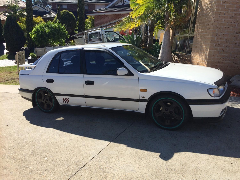 1993 Nissan Pulsar SSS Japspec