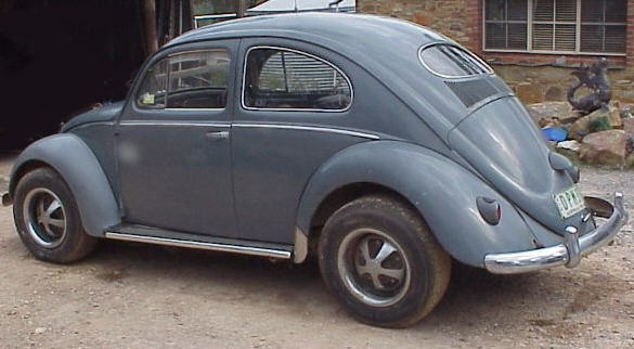 1952 volkswagen vw phredd shannons club for Garage volkswagen 92