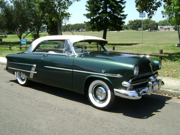 1953 ford crestline victoria rayc333 shannons club. Black Bedroom Furniture Sets. Home Design Ideas