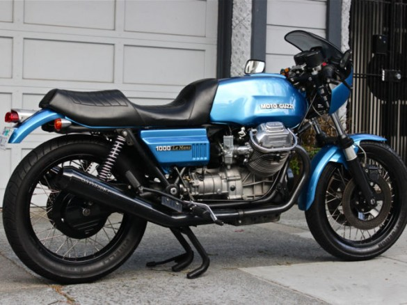 1979 moto guzzi le mans cx100 narvarone shannons club. Black Bedroom Furniture Sets. Home Design Ideas