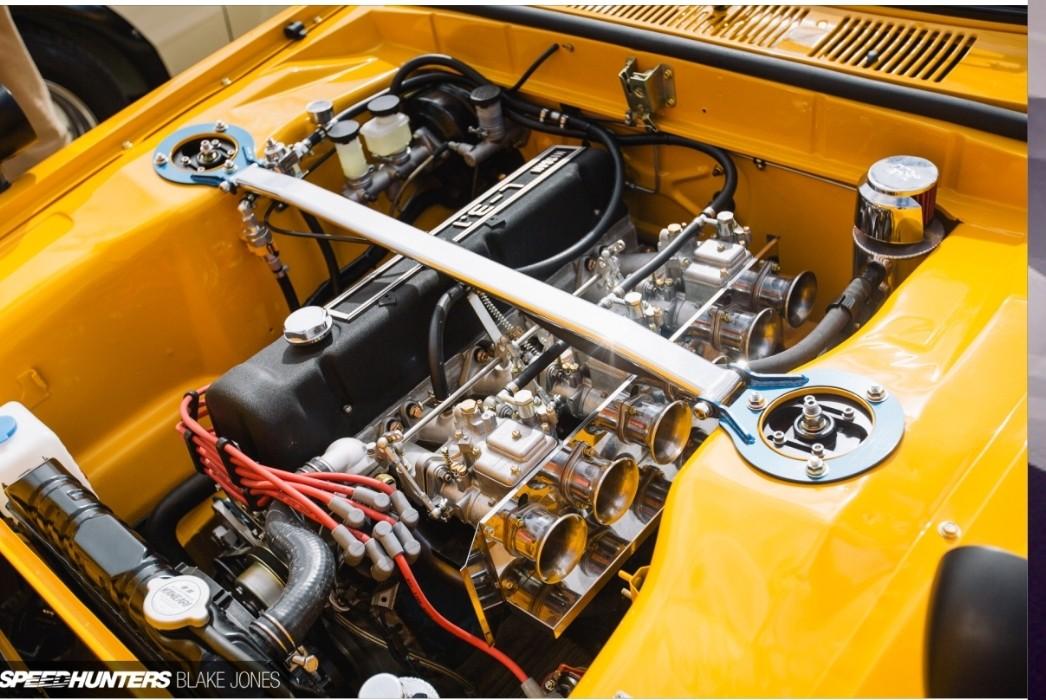 1971 Nissan SKYLINE