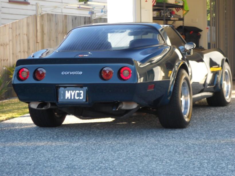 1982 Chevrolet Corvette Stingray Corvette82 Shannons Club