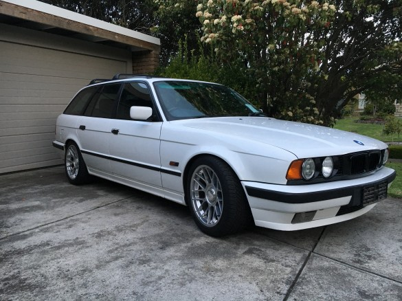 1995 bmw 525i touring e34touring shannons club 1995 bmw 525i touring publicscrutiny Images