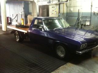 1973 Holden HQ 1 Tonner
