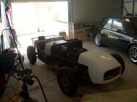 1969 Lotus 7