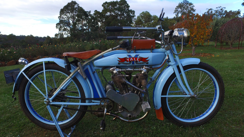 1914 Yale Single speed  1000cc