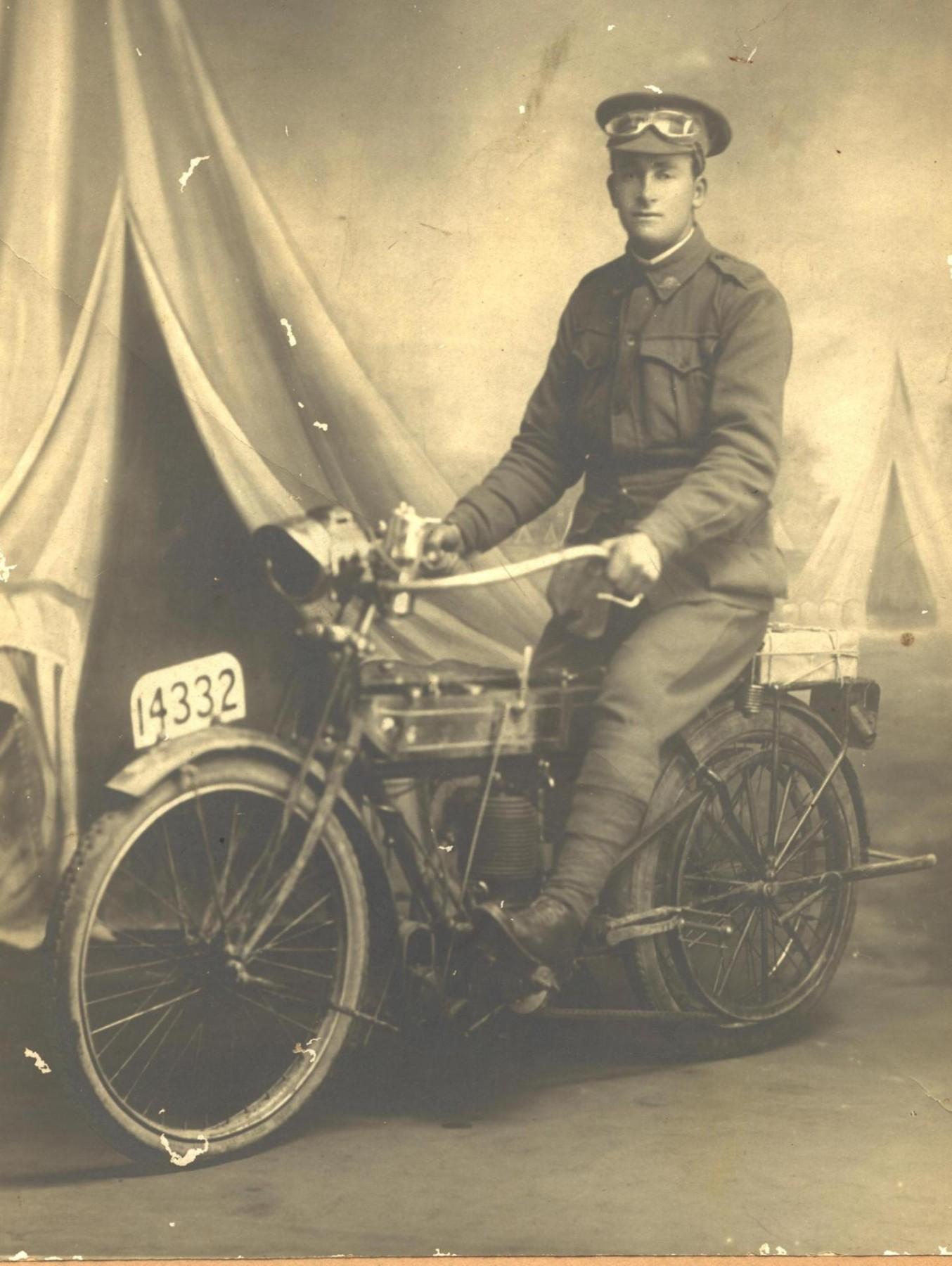 1917 Triumph 1917